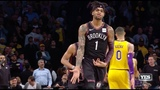 Nets' D'Angelo Russell Gets Revenge, Hits Clutch Shot To Seal Win vs. Lakers