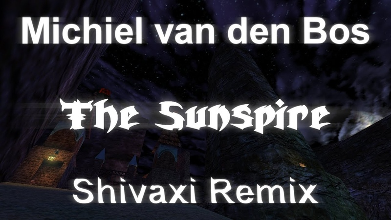 Michiel van den Bos - The Sunspire (Shivaxi Remix) [Unreal]