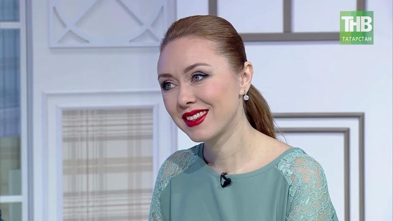 Рубин Абдуллин в программе Здравствуйте на ТНВ 15.01.2019
