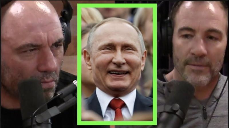 Joe Rogan Why is Russia So Crazy w Bryan Callen