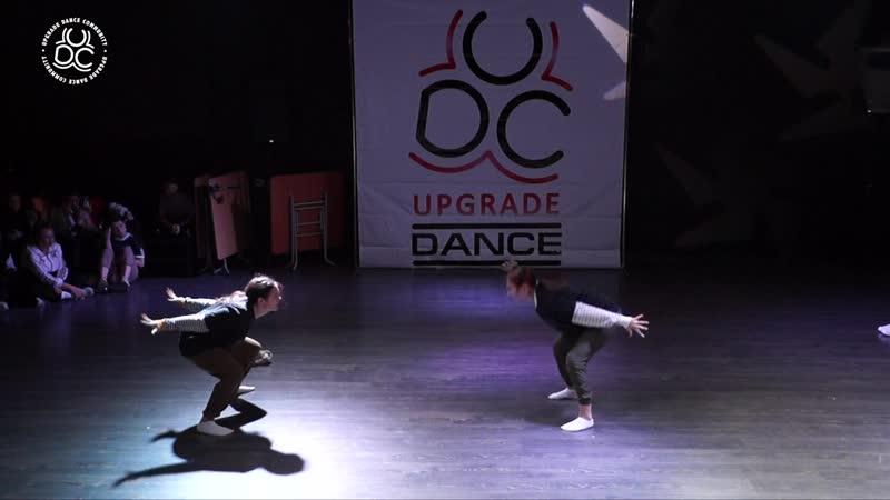 Best Dance Duo Beginners Помазкова Анна и Маркова Анна