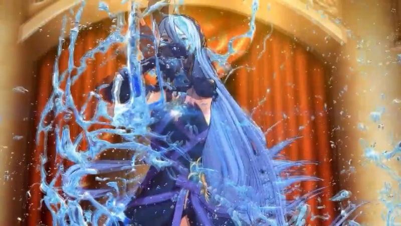 Fire Emblem Fates - Azura Dance Dark Song [Extended] [English] [No Garon] [HD]