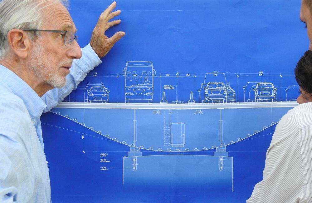 Каким будет новый мост в Генуе