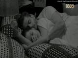 20-02-2017 - Madrugada - Parte 77 - Marcos e Emilly dormem agarradinhos - Parte 3