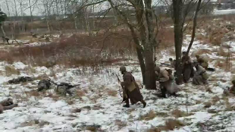 Плацдарм Невский пятачок