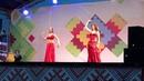 Восточный танец дуэт Кайрос фестиваль культур Житомир