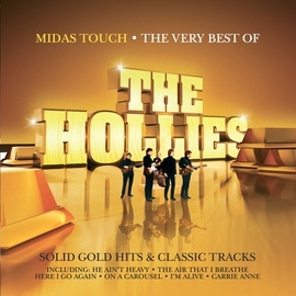 The Hollies альбом Midas Touch - The Very Best Of The Hollies