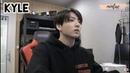 [Озвучка by Kyle] Чонгук создает субтитры и делает монтаж / Отрывок Comeback Show BTS 2018
