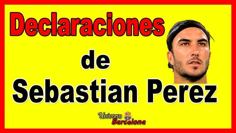🗣 Declaraciones SEBASTIAN PEREZ ▷ De Copa Libertadores Adaptación al Club y Mas 👀👏