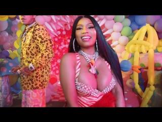 6ix9ine х Nicki Minaj - FEFE