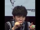 Yoongi being soft baby 💌