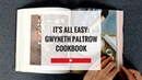 IT'S ALL EASY: GWYNETH PALTROW COOKBOOK - GWYNETH PALTROW BOOK