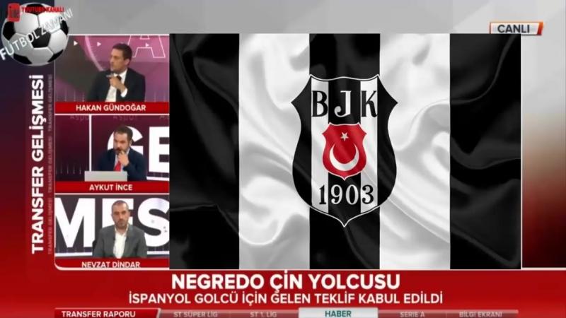 Transfer Raporu 26 Haziran 2018 Galatasaray Beşiktaş Fenerbahçe Yorumları