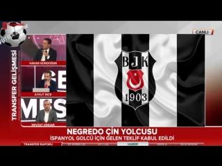 Transfer Raporu 26 Haziran 2018 Galatasaray, Beşiktaş, Fenerbahçe Yorumları