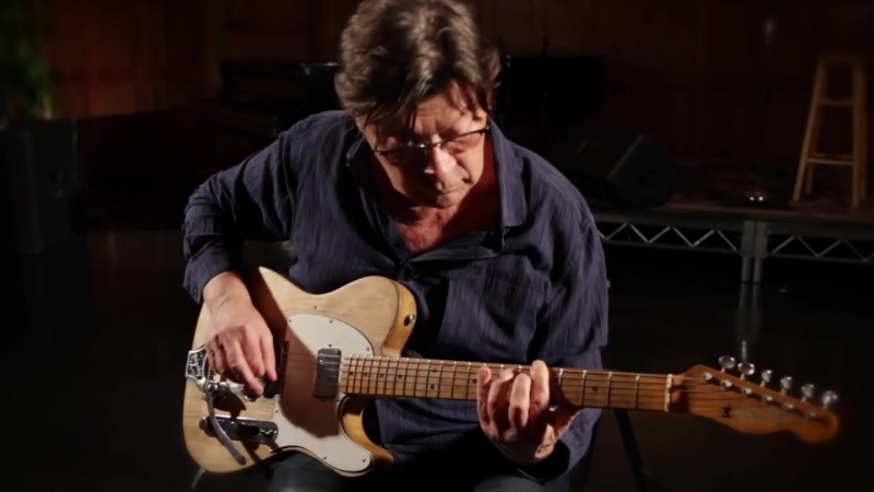 Historic Fender Telecaster of Robbie Robertson Bob Dylan (Music Icons, 2018)