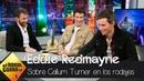 Eddie Redmayne confiesa cómo es Callum Turner durante los rodajes - El Hormiguero 3.0