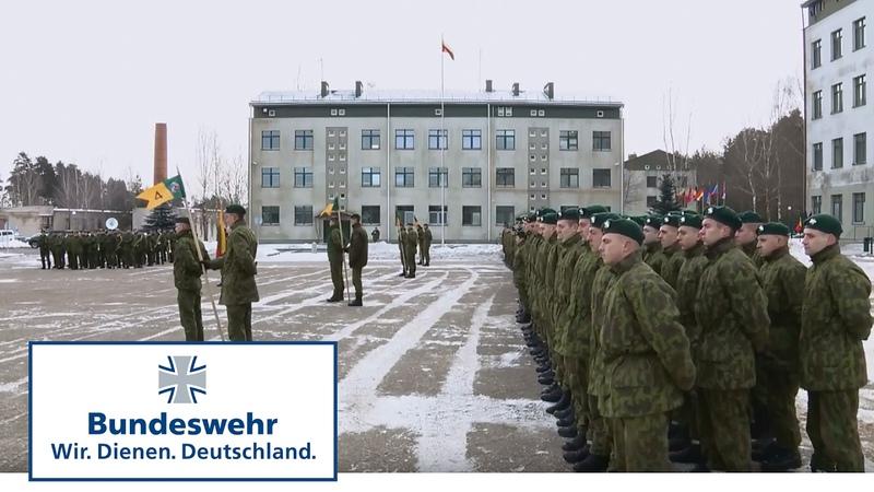 Enhanced Forward Presence - Die Bundeswehr in Litauen