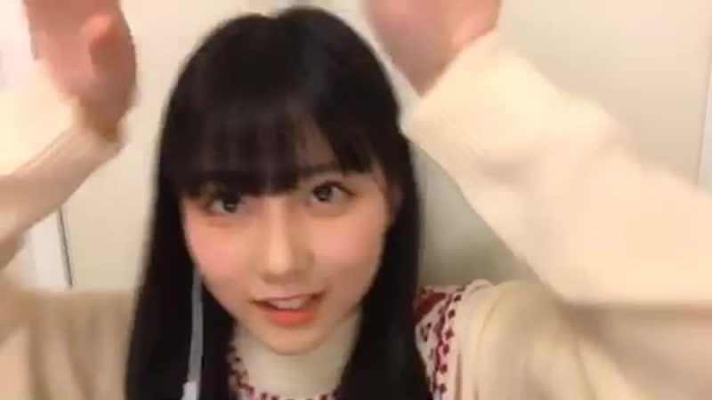 181229 Showroom - HKT48 Team H Tanaka Miku 1806