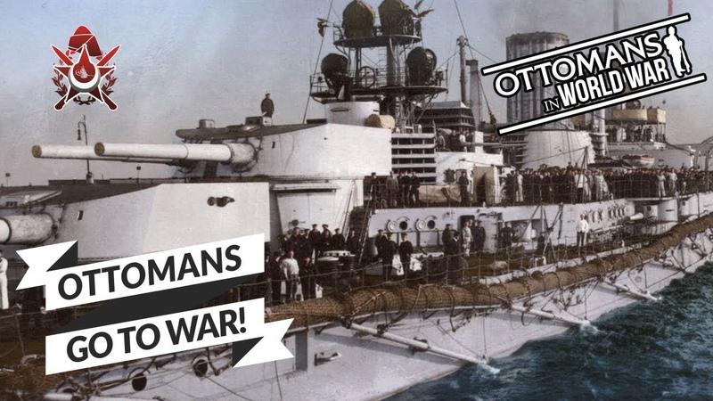 Ottomans Go to War   Yavuz Midilli (Goeben Breslau)   Episode 2