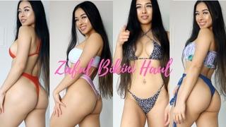 BIKINI TRY ON HAUL ♡ $200 WORTH OF ZAFUL BIKINIS