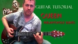 My Melancholy Blues - Queen - Acoustic Guitar Tutorial