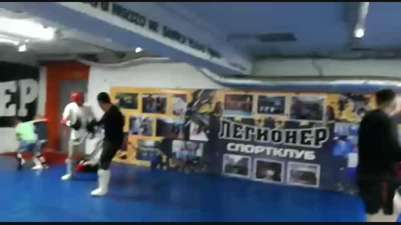тайский бокс набережные челны белый барс
