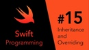 Swift 4 Programming 15 - Inheritance and Overriding