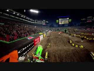 Monster energy supercross - the official videogame 2 - championship trailer   ps4