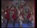 Азербайджанский коллективный танец ЯЛЛЫ