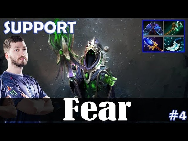 Fear - Rubick Roaming | SUPPORT | Dota 2 Pro MMR Gameplay 4