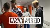Inside Anfield: Liverpool v Chelsea | Tunnel cam from Carabao Cup clash