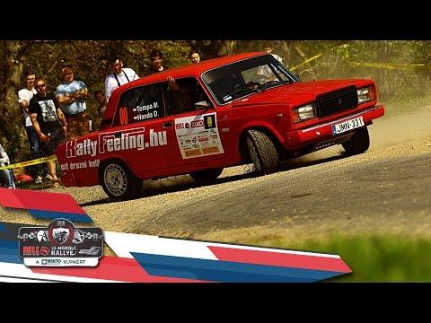 Tompa-Handa HELL24.Miskolc Rallye18| Versenyzői film