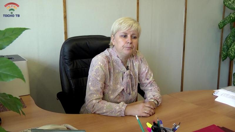 Интервью с Юлией Исмайловой директором Тосненского политехнического техникума
