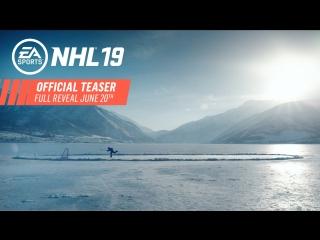 Тизер-трейлер EA SPORTS NHL 19 NHL Awards Xbox One PS4
