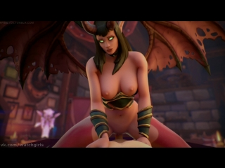 Opinion, you World of warcraft succubus hentai porn