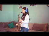 Laman Gasimova - Lily Was Here (Candy Dulfer Saxophone Cover)