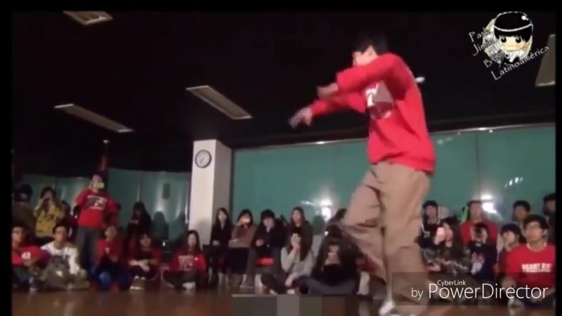 Jimina / predebut dances