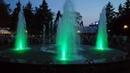 Цветной фонтан 4 Миргород курорт