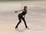 Alina Zagitova Tomb Raider Nebelhorn Trophy