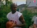 Michael Jordan getting 65 YARDS of Air