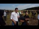 Спецназ кінологи та копи з чотирьох районів області у Миронівському районі назріває бунт