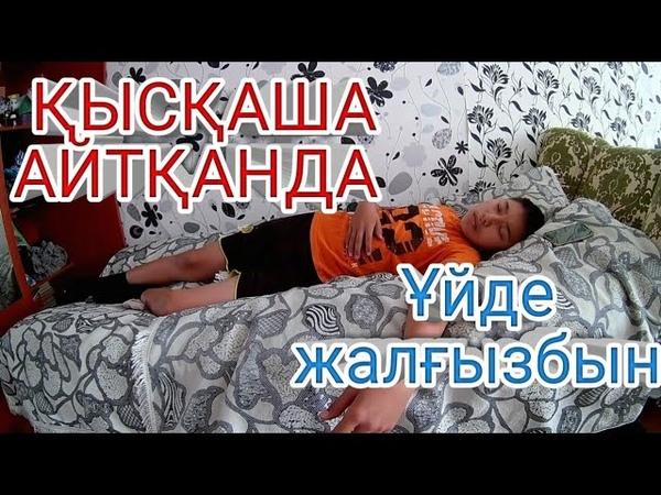 ҚЫСҚАША АЙТҚАНДА/ҰЙДЕ ЖАЛҒЫЗБЫН