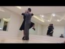LA Tango Academy. The Calesita. Split Weight Figures.
