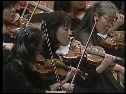 Beethoven Symphony No 3 Eroica Ozawa Saito Kinen Orchestra 1997 Movie Live
