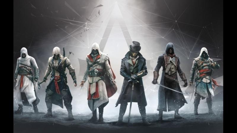 Assassin Creed Feel Invincible