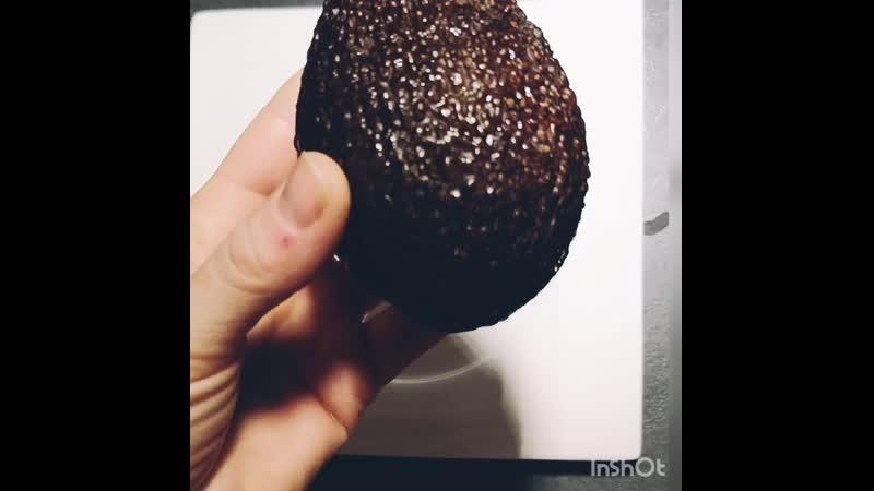 Wie ich mein Avocado zerlege