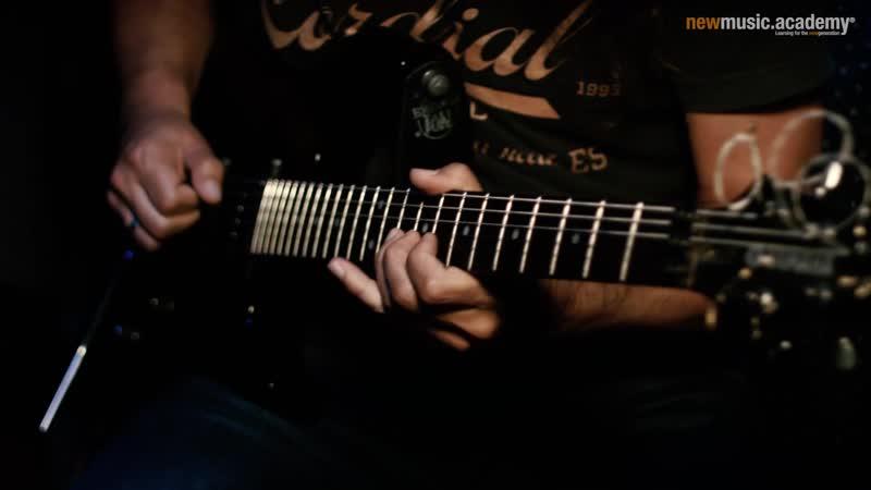 Victor Smolski Metal Guitar Masterclass Fragment