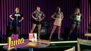 Sou Luna 3 - Jim,Jazmin,Delfina e Yam cantam Fush, ¡Te Vas! (Capítulo: 21) HD