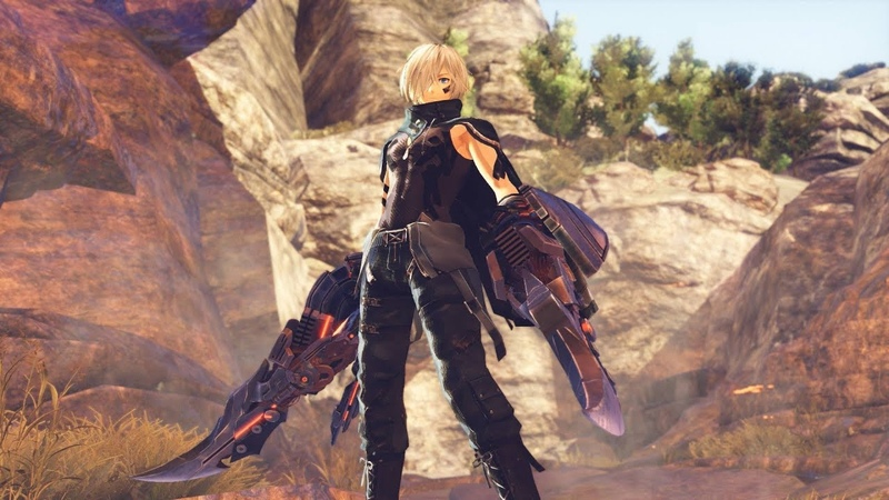 God Eater 3 Gameplay Part 5 (PS4/PC)