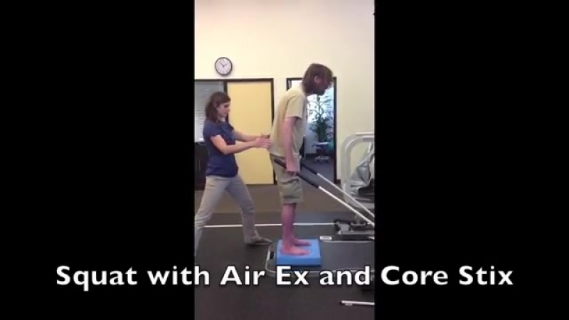 Core Stix for Patients with Hip Weakness or Balance Problems